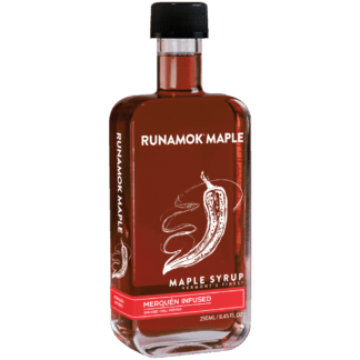 Merquen Smoked Chili Pepper Infused Maple Syrup by Runamok Maple