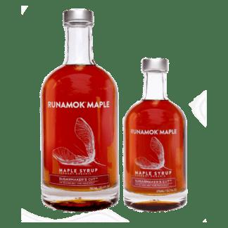 Sugarmaker's Cut Maple Syrup by Runamok Maple