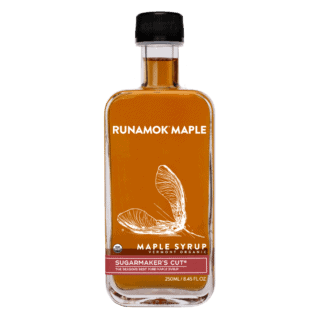 Pure Vermont Organic Maple Syrup by Runamok Maple