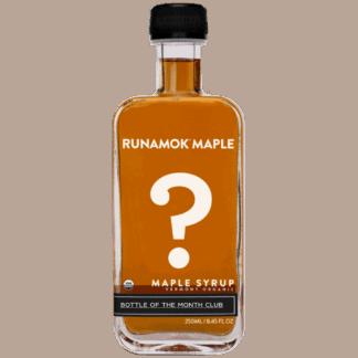 Maple Syrup Club by Runamok Maple