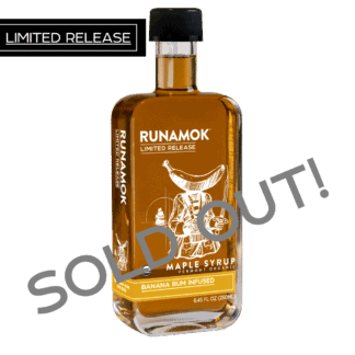 Banana Rum Infused by Runamok Sold Out