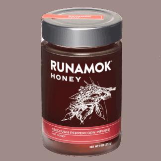 Szechuan Peppercorn Infused Honey by Runamok