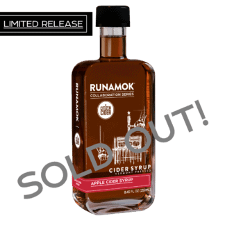 Cider Syrup by Runamok