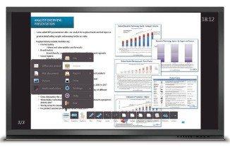 lynxpro-software voor touchscreen