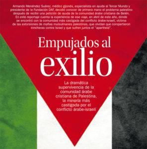 Empujados al exilio por Armando Menéndez