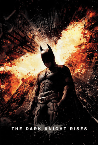 Batman: The Dark Knight Rises แบทแมน อัศวินรัตติกาลผงาด (2012)