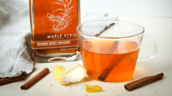 RM Ginger Hot Toddy