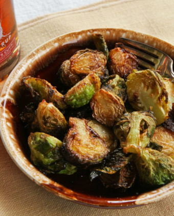 Maple Brussel's Sprouts by Runamok Maple