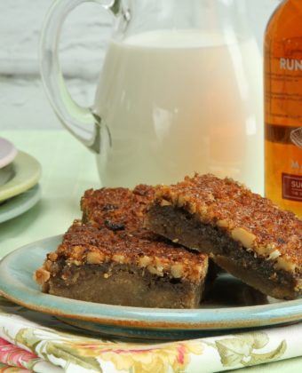Maple nut bars by Runamok Maple