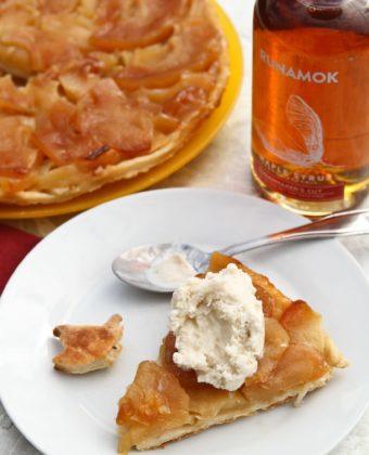 Maple Apple Tart by Runamok Maple