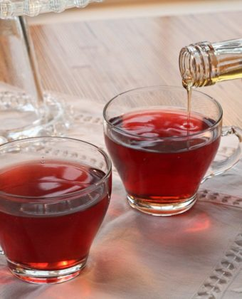 Maple Syrup Punch by Runamok Maple