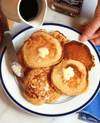 Lot O Grains Pancakes by Runamok Maple