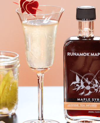Love Potion #6 a cocktail by Runamok Maple