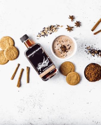Cinnamon Vanilla by Runamok Maple