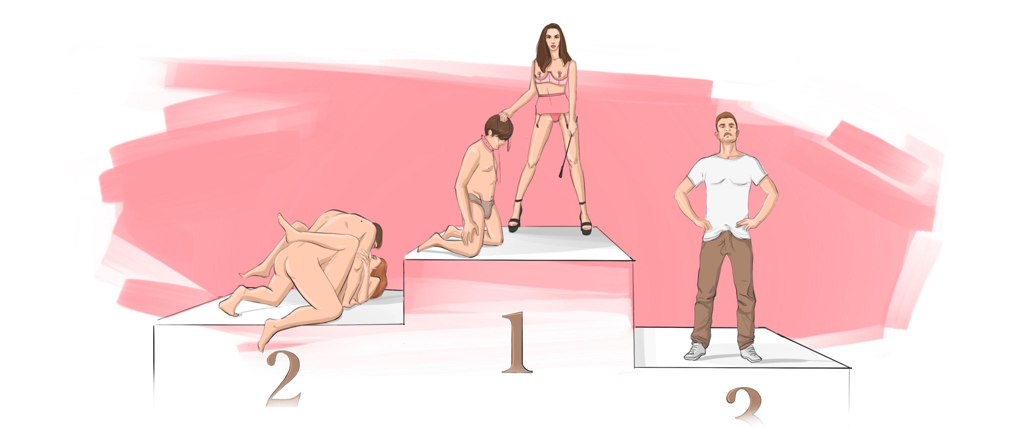 Sex-Weltrekorde