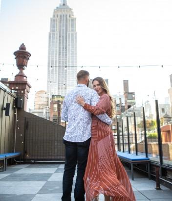 Photo 7 Rooftop Wedding NYC