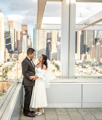Photo 13 Rooftop Wedding NYC