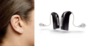reciever in the ear aids