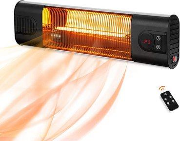 Pamapic Patio Heater with Remote Control