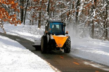 Commercial Snow Management near Peekskill