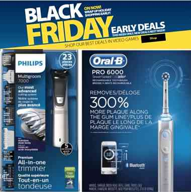 Electric Toothbrush Black Friday
