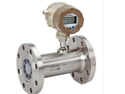 chemical mass flow meter