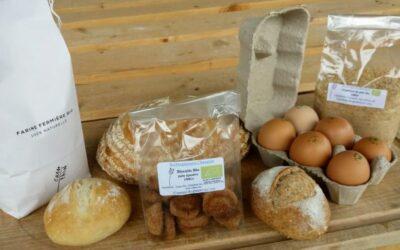 La boulangerie Champain réalise des biscuits à partir de ses pains invendus