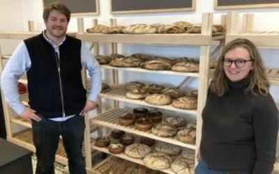 Wanze : une boulangerie bio ouvre ses portes
