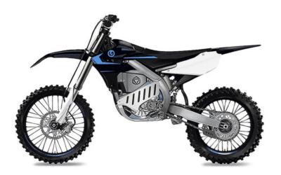 New Yamaha Electric Dirt Bike