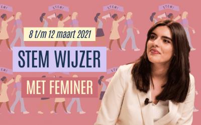"""Sophie Heesen: """"Meer vrouwen in de politiek zijn hard nodig."""""""