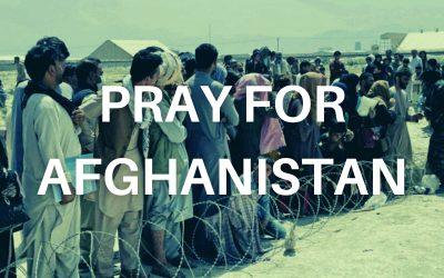 Responding to the Afghan Crisis