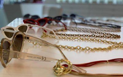 Regalo de una cadena por la compra de cualquier gafa de sol (AGOTADA)