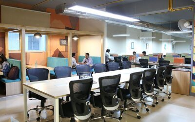 Coworking Spaces in Vogue