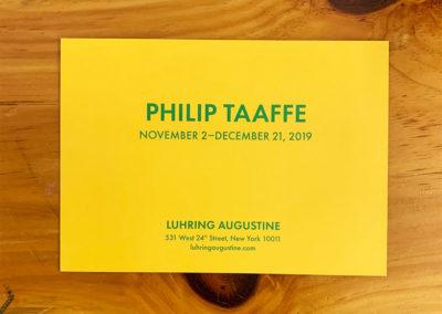 A digitally printed invitation by Thomas Group Printing