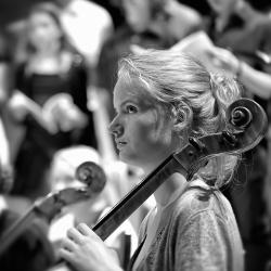 July 24th | 8.30pm – String orchestra and choir