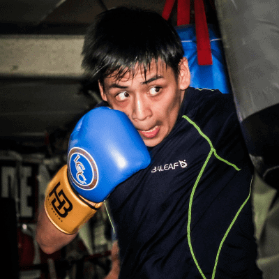 LGC | Holt boxing