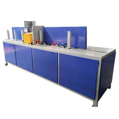 pallet chamfer machine
