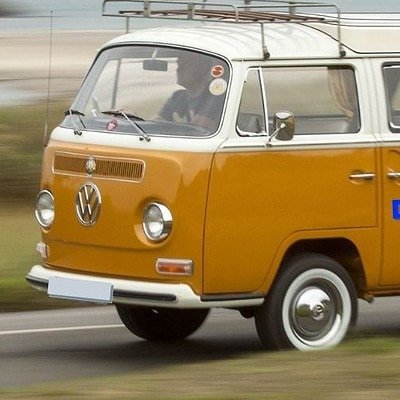 types of vans