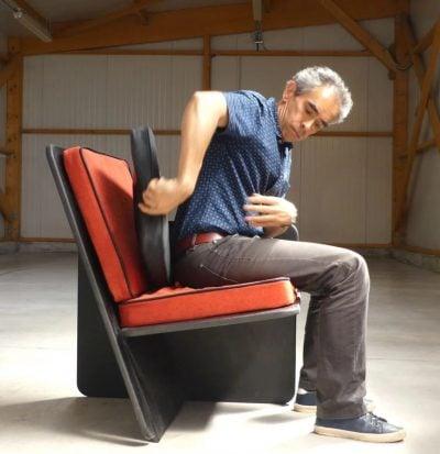 Come prevenire il mal di schiena sulla sedia