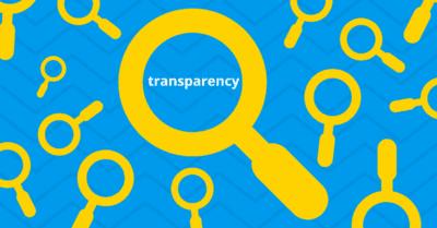transparent marketing