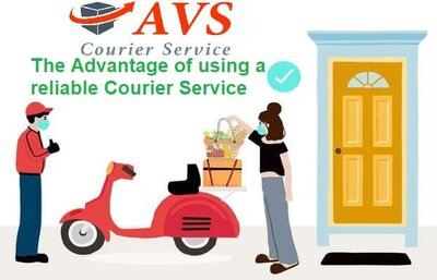 The advantage of using a reliable Courier Service