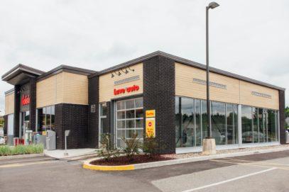 DWB Consultants - Halte routière, Sainte-Agathe-des-Monts