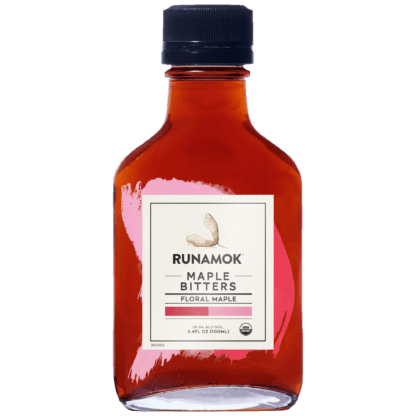 Floral Bitters by Runamok Maple