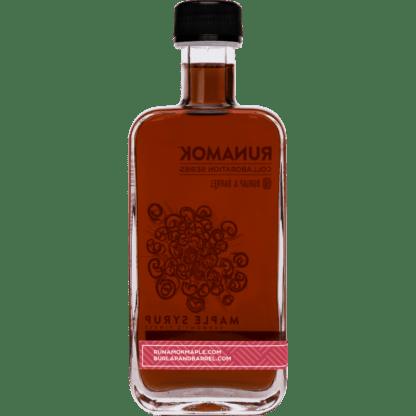 Royal Cinnamon Infused Maple Syrup by Runamok Maple