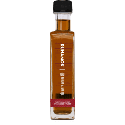 Star Anise Infused Maple Syrup by Runamok Maple S