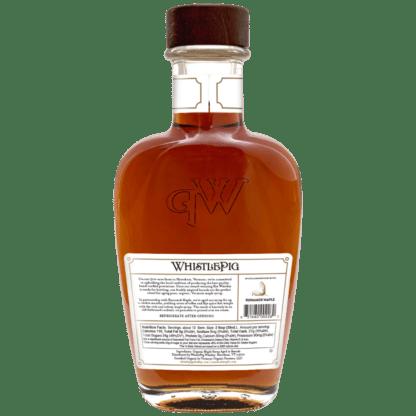 WhistlePig Rye Whiskey Barrel aged Maple Syrup by Runamok 2