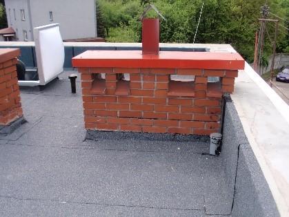 Papy SBS – dach domu jednorodzinnego.