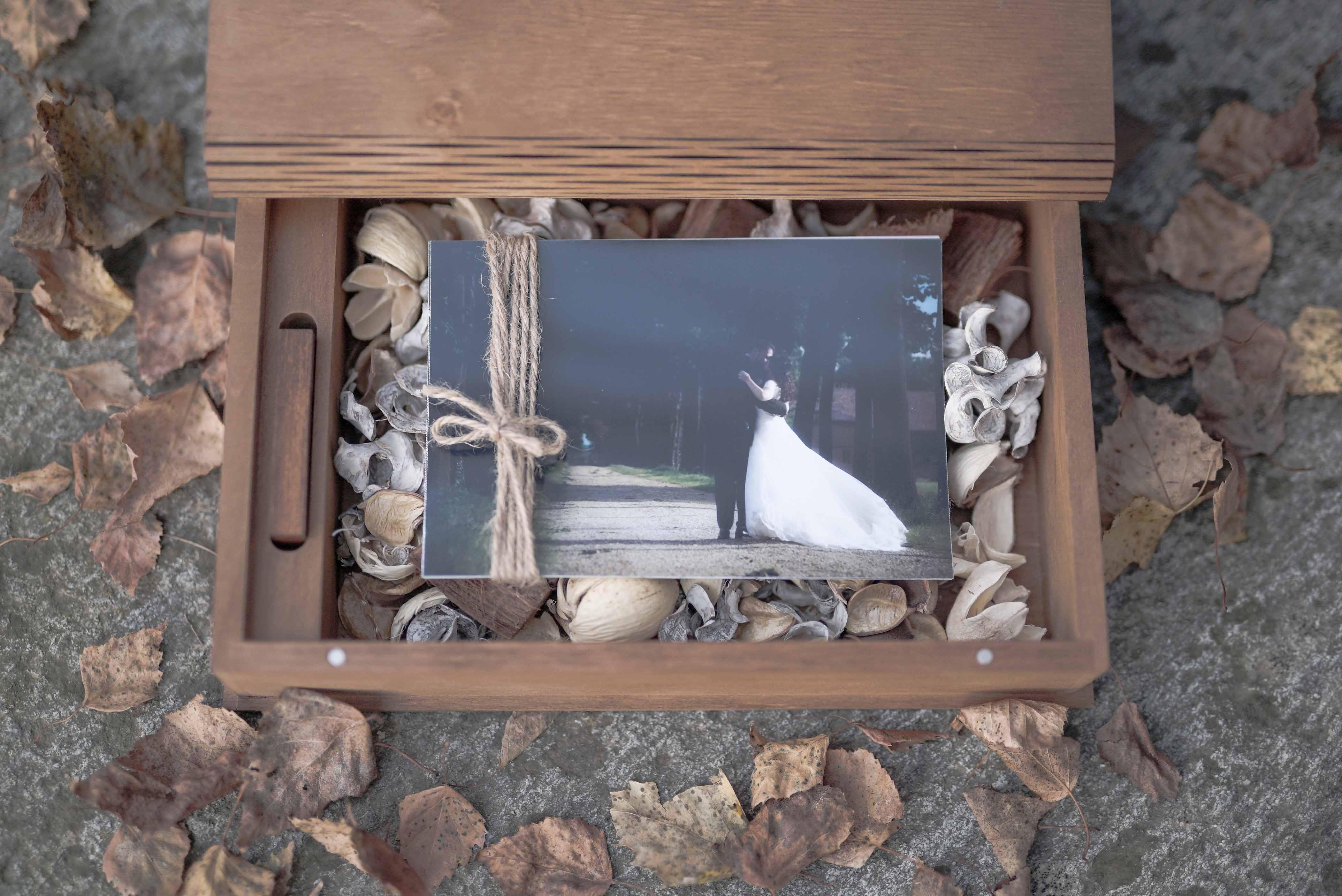 interno del wedding box