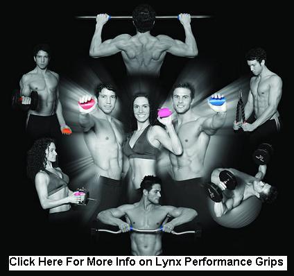 Get Lynx Performance Grips