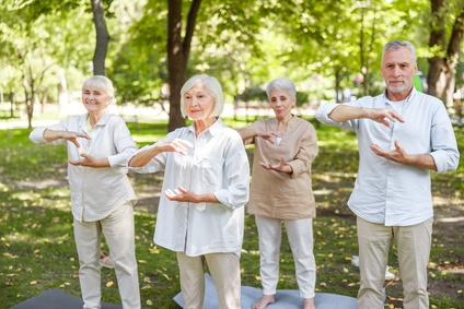 physical exercise should be a part of healthy ageing